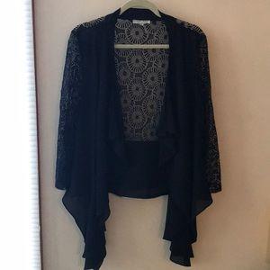 Alberto Mikali Lacey dressy jacket